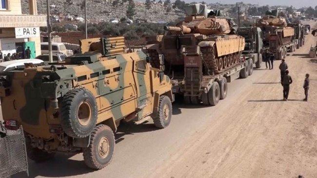 Rusya'dan İdlib'deki saldırıyla ilgili ilk açıklama