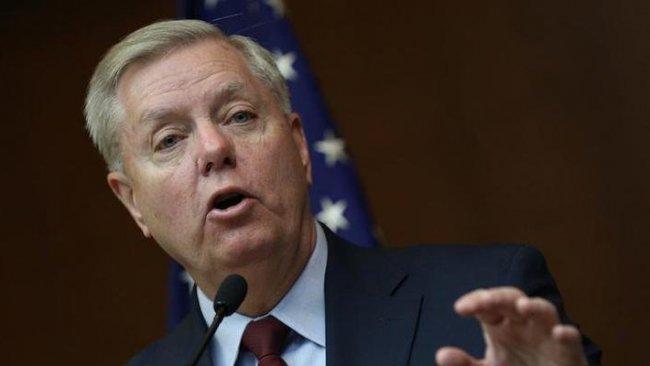 Senatör Graham'dan İdlib çağrısı: Uçuşa yasak bölge ilan edilmeli