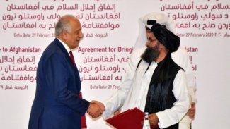 ABD ve Taliban, barış süreci anlaşmasını imzaladı