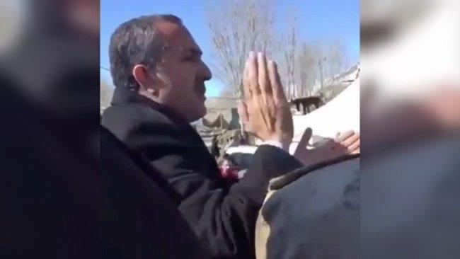 AK Partili vekilden depremzedelere: Beğenmiyorsanız çekip gideriz