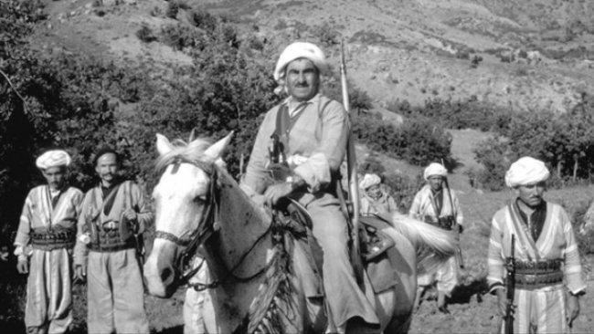 Bugün Kürt lider General Mela Mustafa Barzani'nin ölüm yıldönümü
