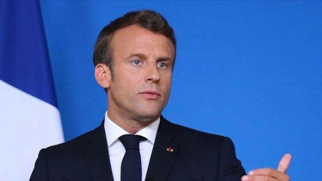 Macron'dan Rusya ve Türkiye'ye çağrı