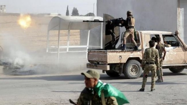 Serakib'de Suriye Ordusu ve SMO arasında şiddetli çatışmalar