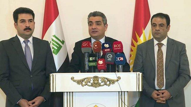 Erbil'de koronavirüs nedeniyle taziye merasimleri askıya alındı