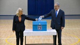 İsrail'de seçim sonuçları belli oldu!