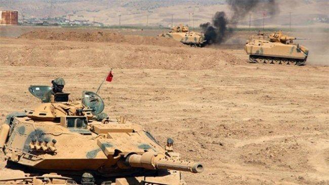 SOHR: TSK bombardımanında 19 Suriye Ordusu askeri hayatını kaybetti