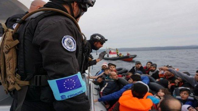 AB polisinden Yunanistan sınırında operasyon kararı