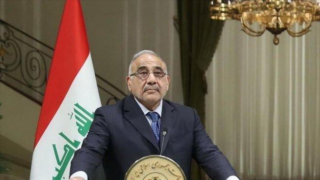 Abdulmehdi'den erken seçim önerisi