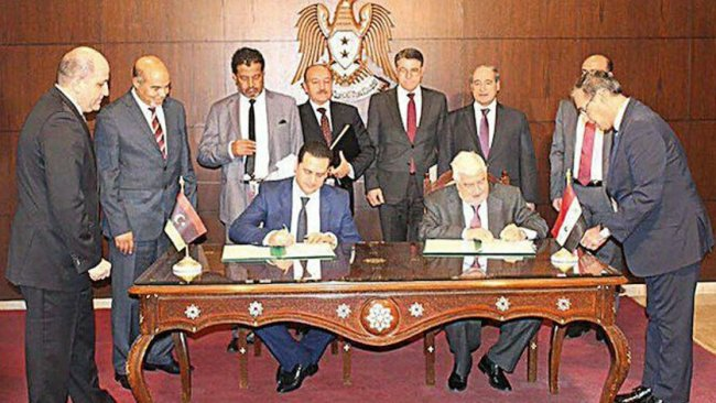 Hafter, Şam'da  büyükelçilik açtı