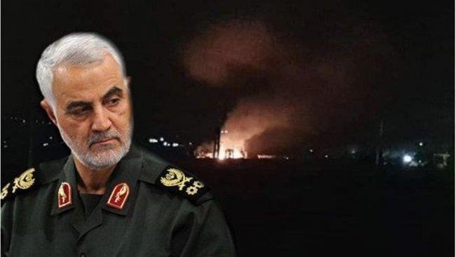 Irak istihbarat Kurumu'ndan 'Süleymani' iddialarına yanıt
