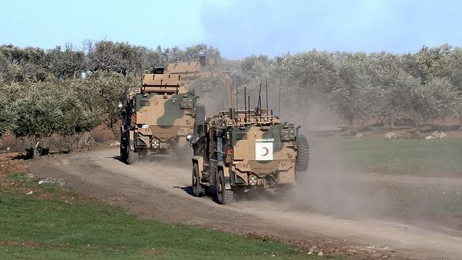 'Suriye Ordusu Neyrab'da TSK gözlem noktasını vurdu' iddiası
