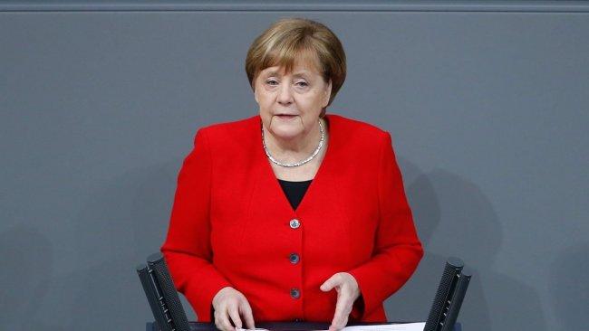 Almanya'dan 'güvenli bölge' önerisi