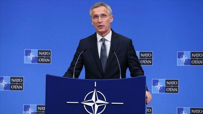 NATO: Suriye'deki soruna siyasi bir çözüm bulunmalı