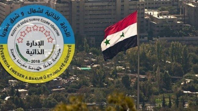 Özerk Yönetim'den Şam'a 'işbirliği' mesajı