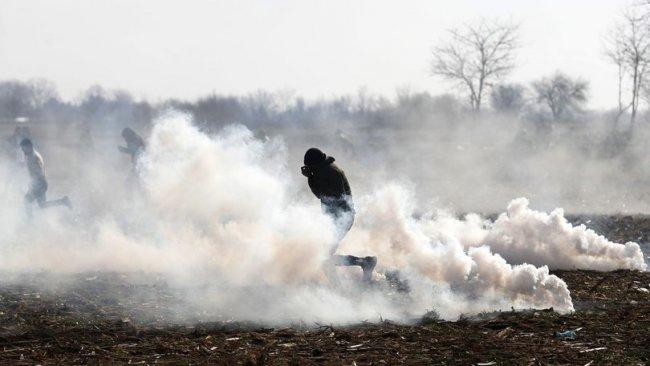 Yunanistan mültecilere ateş açtı: 1 ölü, 5 yaralı