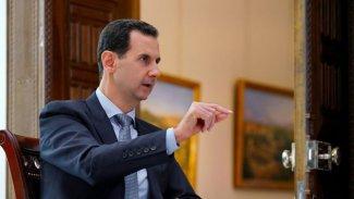 Esad: Suriye'de Kürt sorunu diye bir şey yok