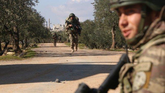 İdlib'de 2 Türk askeri hayatını kaybetti