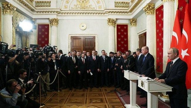 Türkiye ve Rusya İdlib konusunda anlaştı...İşte detaylar!