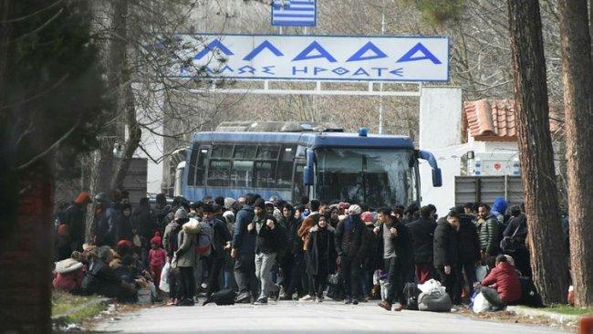 Yunanistan: Sınırları ne pahasına olursa olsun koruyağız