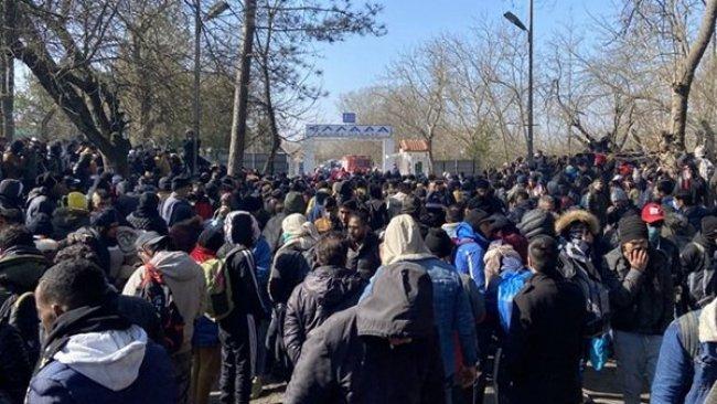 HDP'den sınırdaki mülteciler için yardım kampanyası hazırlığı