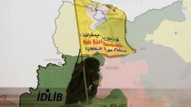 'İdlib, Kürt kartını devreye sokacak gelişmelere sahne oluyor'