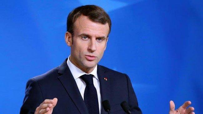 Macron'dan Koronavirüs uyarısı: Yaşlıları ziyaretten kaçının