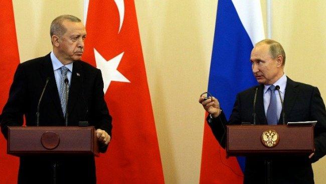 Putin-Erdoğan görüşmesi: Sorunlar donduruldu, anlaşmazlık sürüyor!