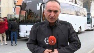 Rudaw muhabiri tutuklandı