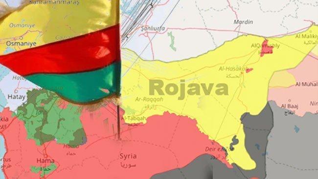 Russia Today'den 'Suriye'de Federe Kürt devleti istiyor musunuz' anketi