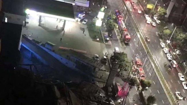 Çin'de karantina oteli çöktü: 70 kişi enkaz altında kaldı