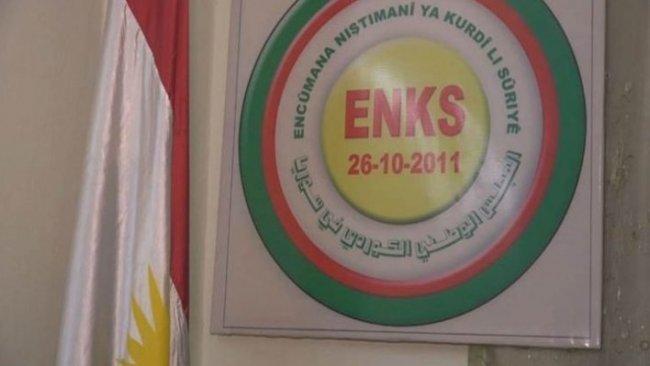 ENKS'den Esad'a yanıt