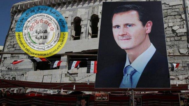Özerk Yönetim'den Esad'ın 'Kürt sorunu yoktur' açıklamalarına yanıt