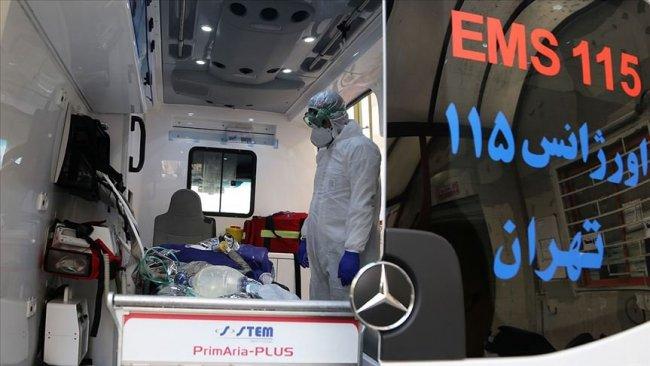 İran'da bir günde bin yeni koronavirüs vakası