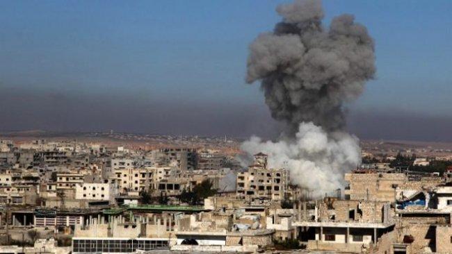Rusya'dan Suriye'de 'ateşkes ihlali' açıklaması