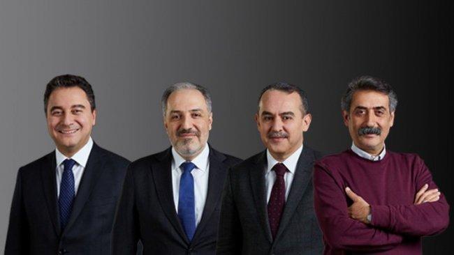DEVA'nın kurucularının tam listesi