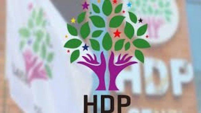 HDP'den Selçuk Mızraklı açıklaması