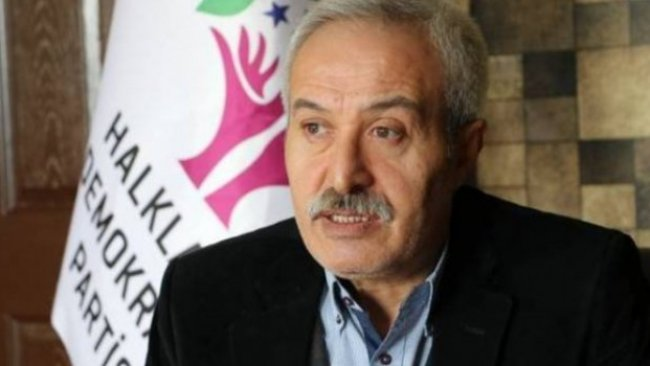 HDP'li Selçuk Mızraklı'ya hapis cezası