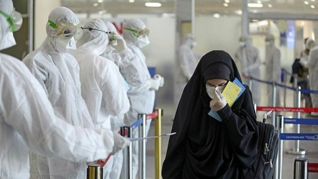 'ABD yeni bir virüs türünü İran geneline yaydı' iddiası