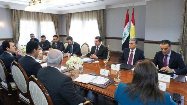 Başbakan Barzani: Kürdistan'da herkes üzerine düşen görevi yerine getirmeli