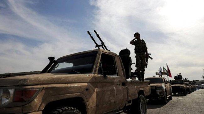 SOHR: 'Türkiye'nin Libya'ya gönderdiği Suriyeli savaşçı sayısı beş bine yaklaştı'