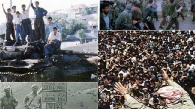 Bugün Başkent Erbil'in Baas rejiminden kurtuluşunun 29. Yıldönümü
