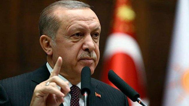 Erdoğan: En küçük bir saldırıda çok ağır karşılık vereceğiz!