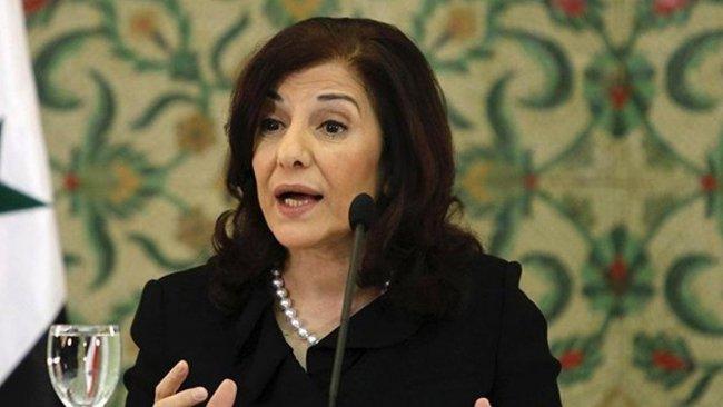 Esad'ın danışmanından Türkiye'ye suçlama