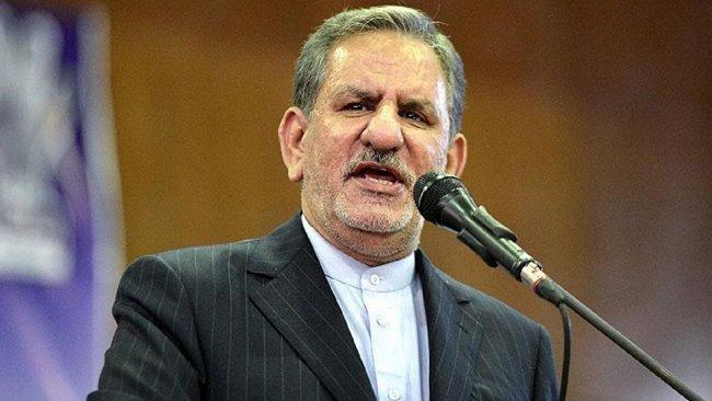 İran Cumhurbaşkanı yardımcısı Cihangiri koronavirüse yakalandı