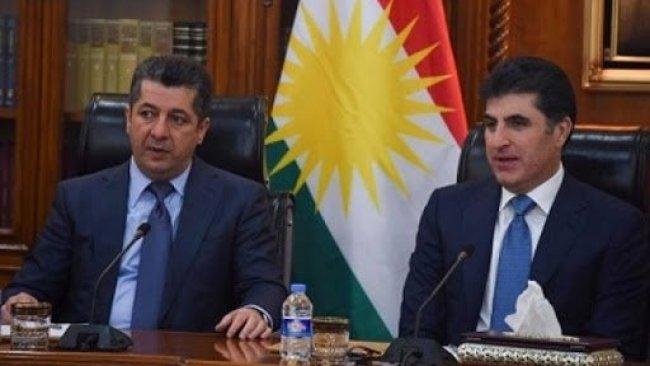 Başkan ve Başbakan'dan Taci Askeri Üssü'ne düzenlenen saldırıya yönelik  kınama