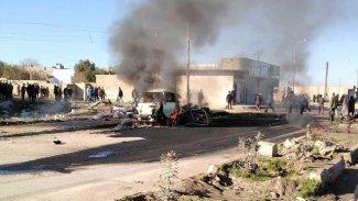 Serekaniye'de ÖSO'ya saldırı: Ölü ve yaralılar var