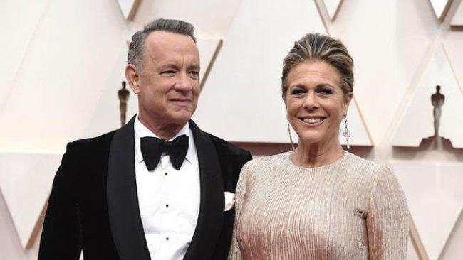 Tom Hanks ve eşi Rita Wilson koronavirüse yakalandı