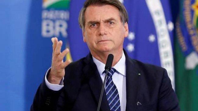 Brezilya Cumhurbaşkanı Bolsonaro'da koronavirüse yakalandığı haberlerini yalanladı