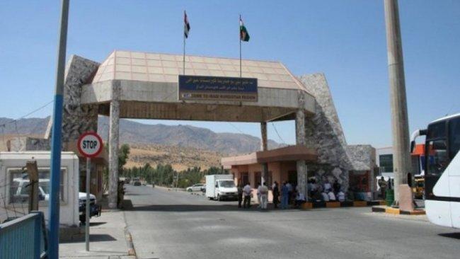 İran ile Kürdistan arasındaki sınır kapısı kapatıldı
