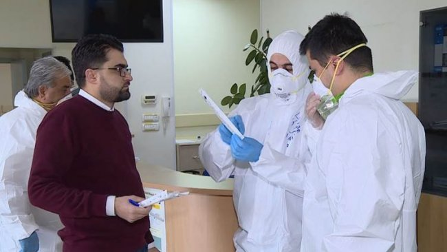 Süleymaniye'de 7 yeni koronavirüs vakası tespit edildi